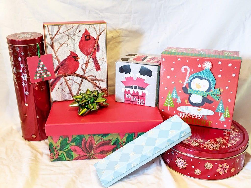 Reusable Gift Wrapping Ideas